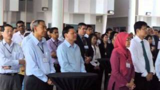 New Seletar Control Tower and Extended Runway Commissioning Ceremony