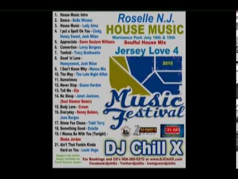 Best of house music 2015 jersey love 4 by dj chill x for New jersey house music