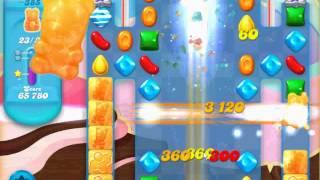 Candy Crush Soda Saga - level 385 (No boosters)