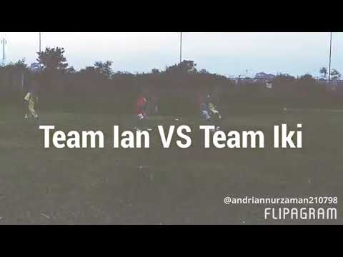 LIGA GILA (Team Iki VS Team Ian)