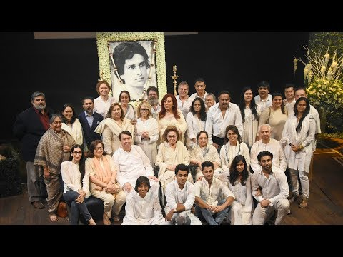 Shashi Kapoor's All Family Members At His Prayer Meet - Inside Video