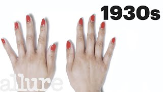 100 Years of Manicures | Allure