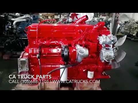 2005 Cummins ISX Diesel Engine For Sale   TEST RUN   CA Truck Parts, Inc.