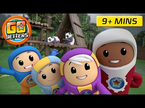 Helping Animals - Go Jetters: Best Bits
