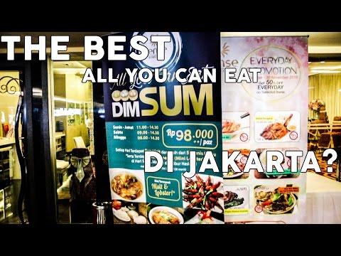 THE BEST ALL YOU CAN EAT DIMSUM DI JAKARTA? WEEKENDVLOG #1