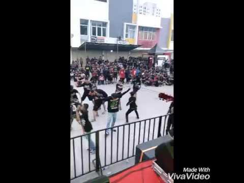 UNDERCOVER Cjr live  tangerang sepultura cover