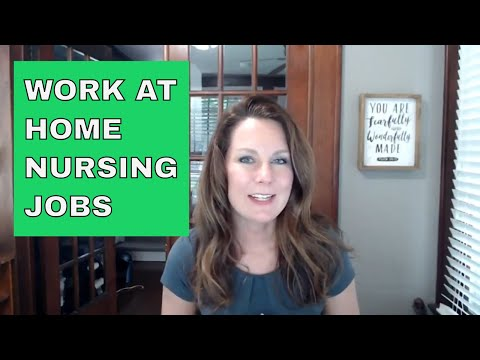 work-at-home-nursing-jobs