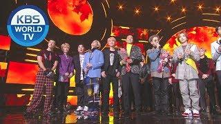 Super Junior(슈퍼주니어) Winning Moment [Music Bank / 2019.10.25]