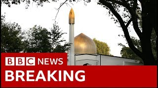 Christchurch Shootings New Zealand Mosque Shootings Kill 49 - Bbc News