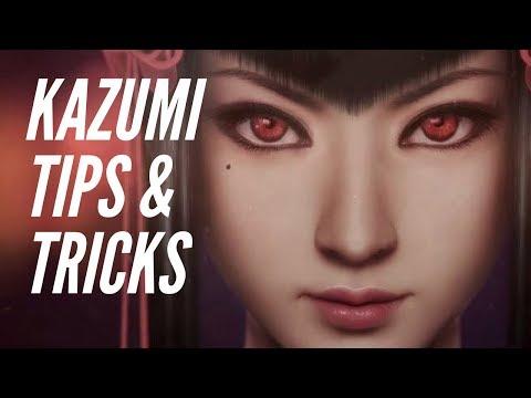 Tekken 7 FR Guide: Kazumi Advanced Stuff