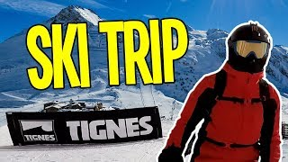 ON A EU L'OR EN SKI ! - Ski Trip 2018