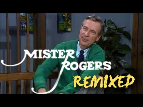 Mister Rogers Remixed Garden Of Your Mind Pbs Digital Studios Youtube
