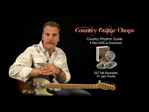 How To Play Country Rythym Guitar