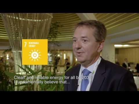 Ecosperity 2017: Fluidic Energy's Dennis Thomsen on the SDGs