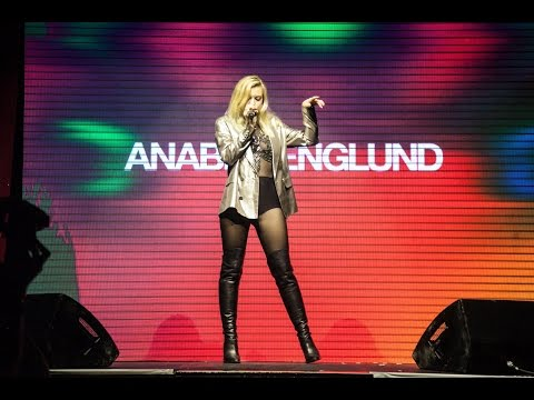 Anabel Englund - London Headache (Live at The DJ Awards 2016)