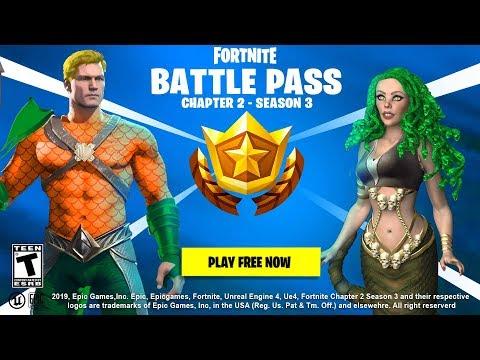 Fortnite Season 3 Free Battlepass Reward