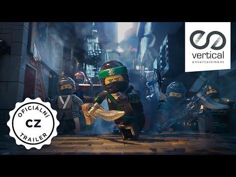 LEGO® NINJAGO® Film (2017)   OFICIÁLNÍ TRAILER   český dabing