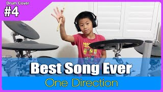 Best Song Ever - One Direction - Drum Cover
