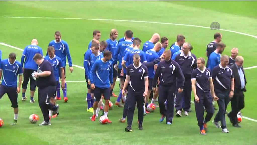 iceland national football team session in turkey