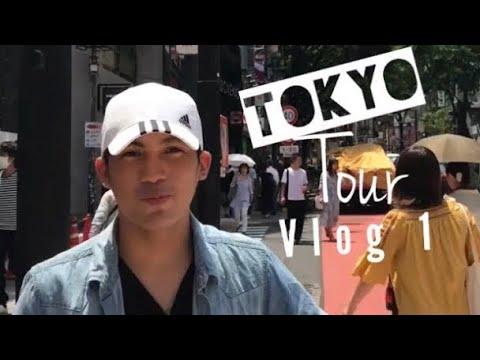 Xander's Vlog #1 Tokyo tour