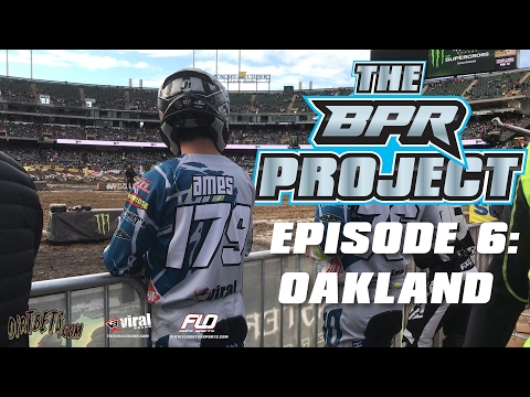 The BPR Project Episode 6: Oakland