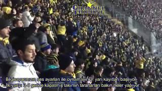 Beşiktaş Fenerbahçe Tribün Özeti 25 Şubat 2019