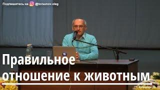 Торсунов О.Г.  Правильное отношение к животным