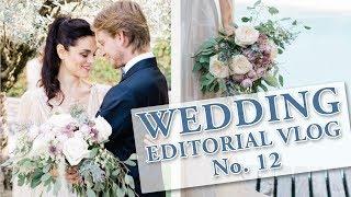 Wedding Editorial fotosesijos vLog No.12 (Italija)  | Vestuvių fotografas