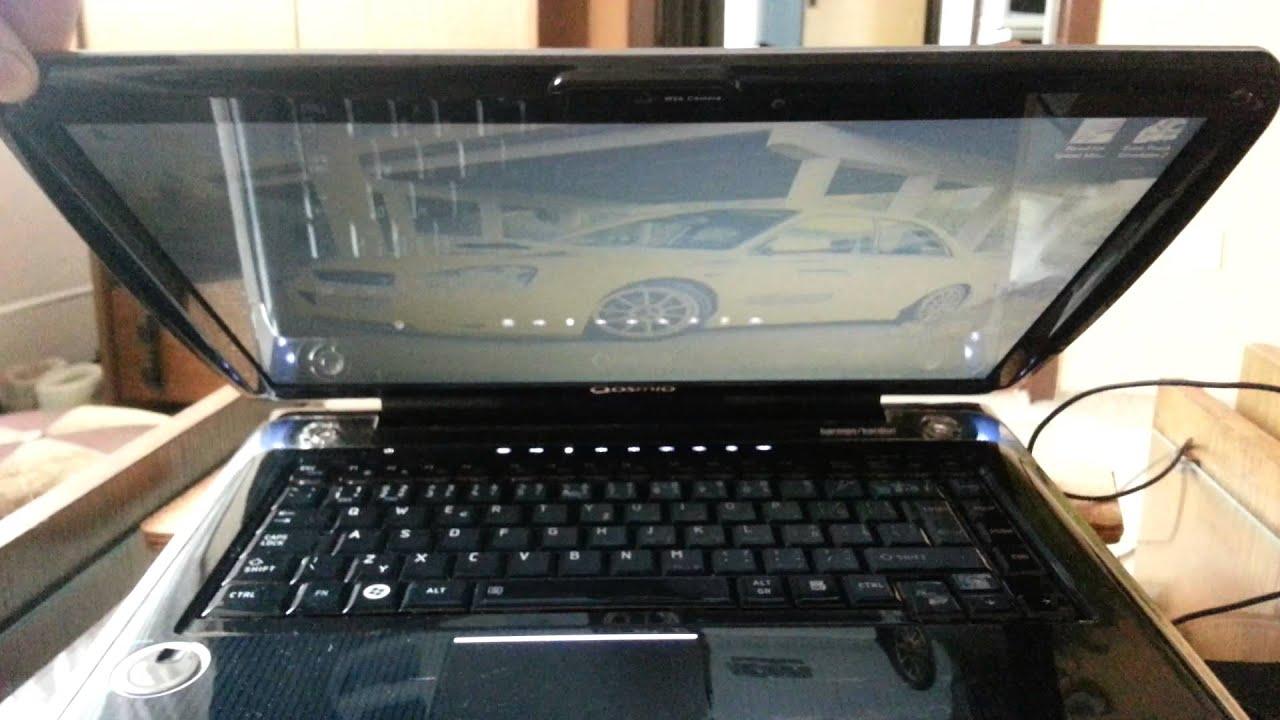 Toshiba Qosmio F50 SPS Vista