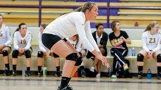 breleigh favre slideshow oak grove ms volleyball