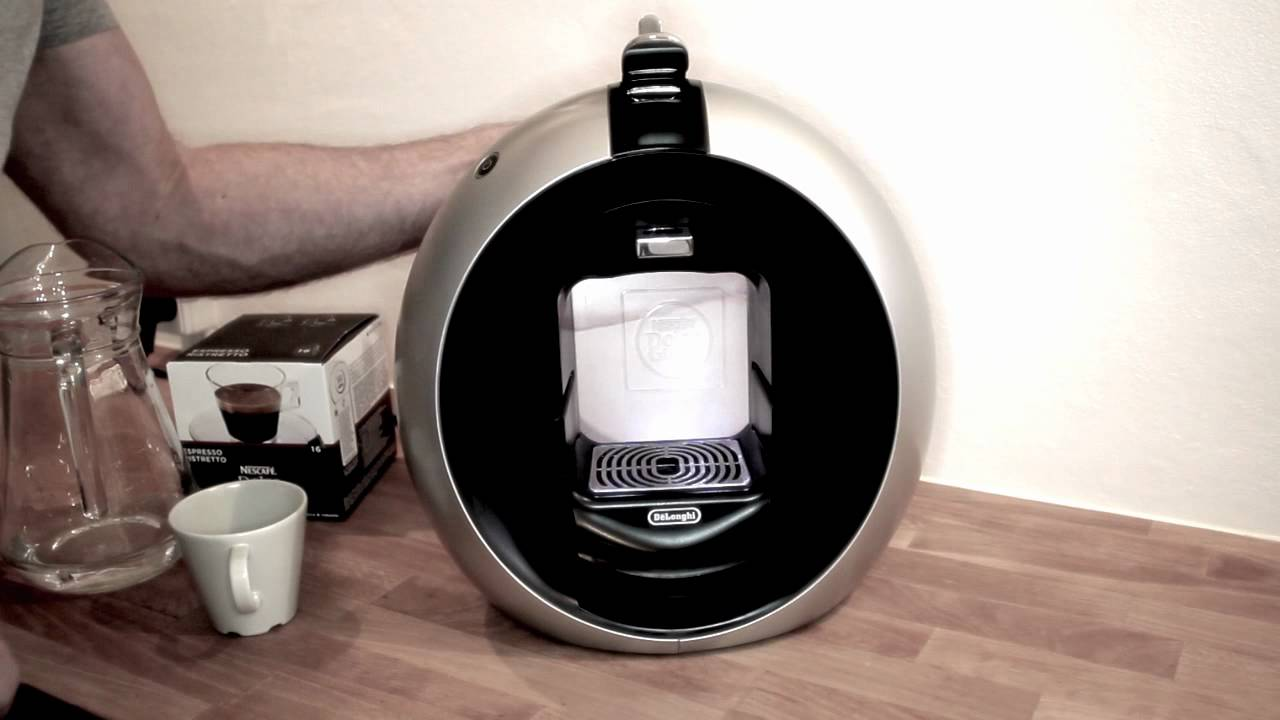 dolce gusto delonghi youtube. Black Bedroom Furniture Sets. Home Design Ideas