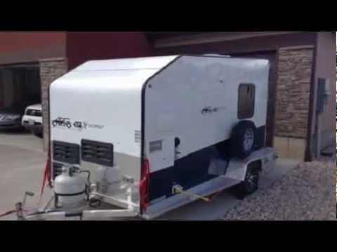 2012 Micro Lite Car Go Lite Xtreme Travel Trailer in Ogden
