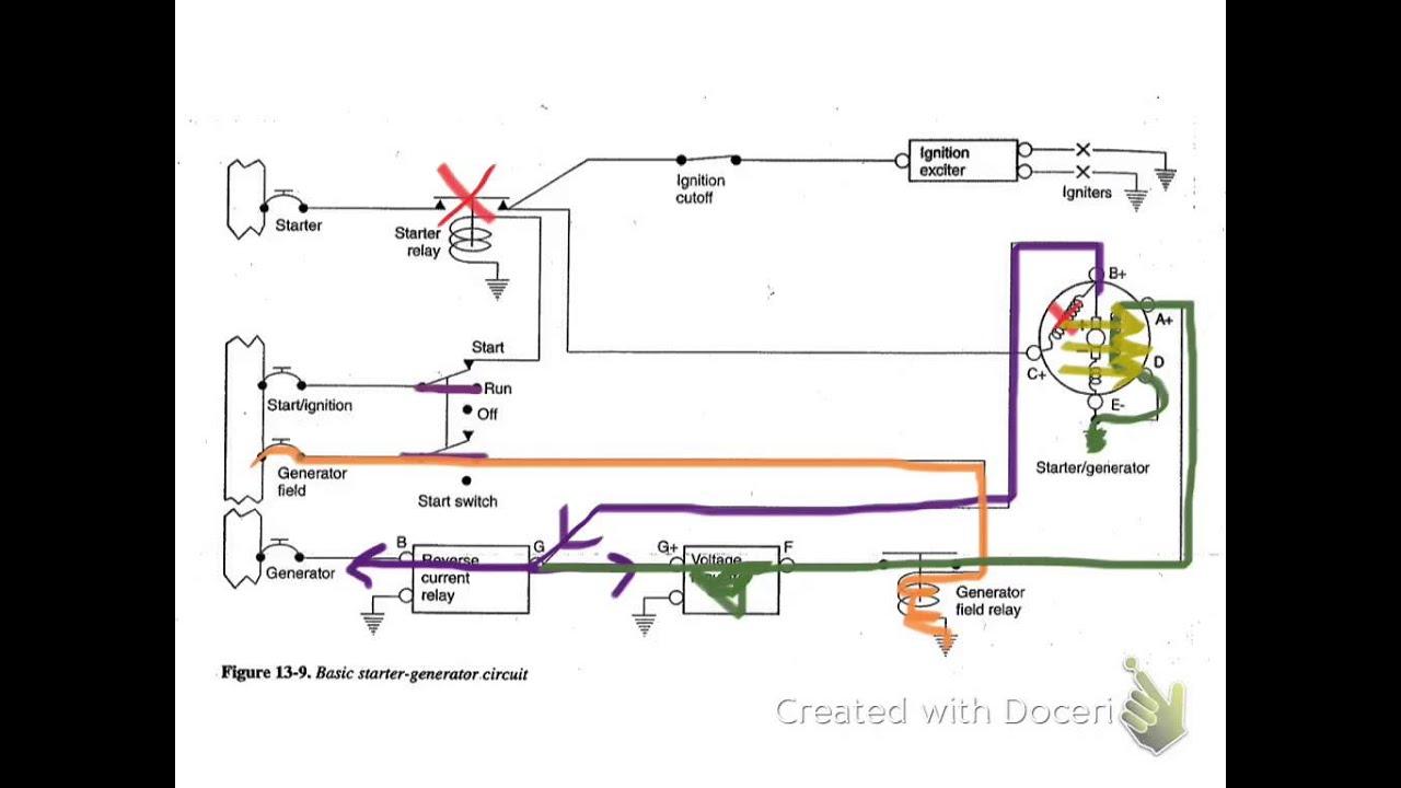 simplicity starter generator wiring diagram yamaha starter yamaha golf cart starter generator wiring diagram delco starter generator wiring diagram [ 1280 x 720 Pixel ]