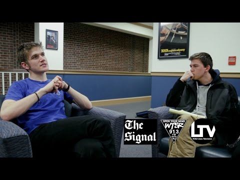 Bo Burnham Interview 3/1/16 @ TCNJ