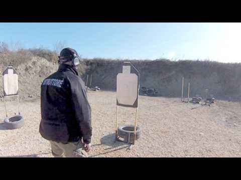 Concealed Index Shooting - European Security Academy Italy