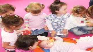 Детский сад теряет ясли? Утро с Губернией. GuberniaTV