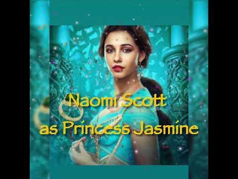 Speechless Part 2 Naomi Scott