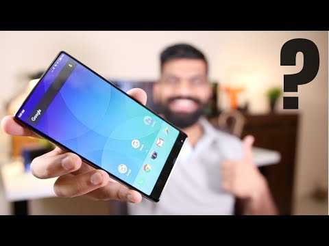 Xiaomi Mi Mix Unboxing - The Bezel-Less Beauty!!