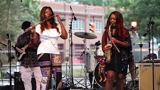 Queens of Soul Jazz Althea Rene & Jeanette Harris (Brass City Jazz Festival)