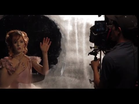 Shatter Me - Video Behind the Scenes - Lindsey Stirling