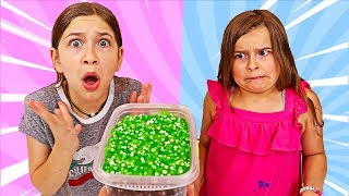 TURN THIS SLIME INTO THIS SLIME CHALLENGE!   JKrew
