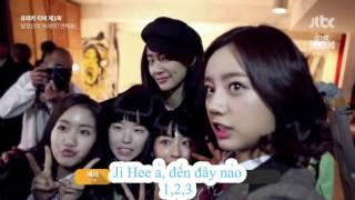 [VIETSUB] Jin Ji Hee phỏng vấn với ICON TV