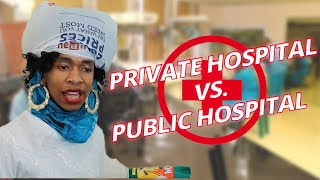 Download Lasizwe Dambuza Comedy - Corina Viras SA: Private Hospital VS Public Hospital (Lasizwe Dambuza)