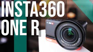 Insta360 One R vs GoPro Hero 9 Black - This Camera Is Bonkers!