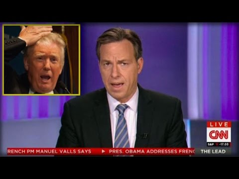 BREAKING CNN JUST CAUGHT RED HANDED IN MASSIVE LIE ABOUT DONALD TRUMP!