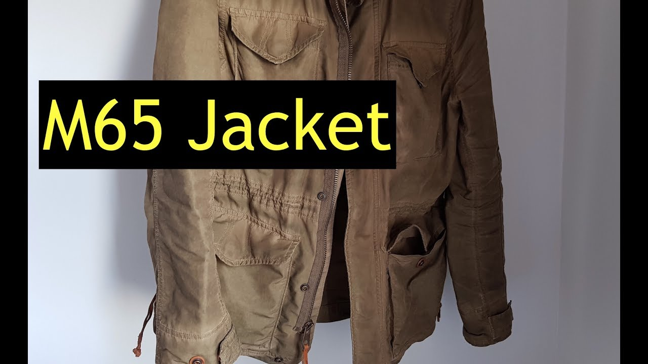 Acechar llenar panel  Timberland M65 Jacket review - YouTube