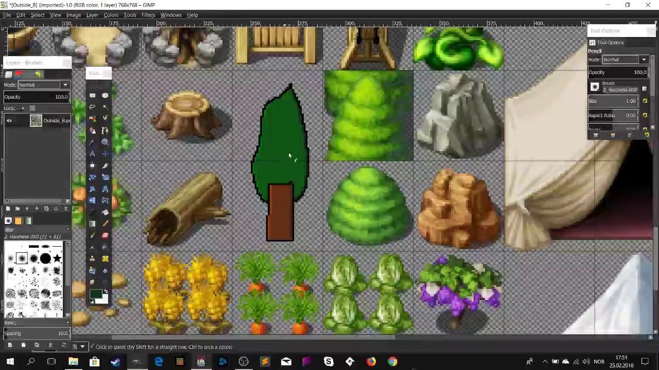 RPG Maker MV Tutorial - Custom resources pt 2 : Tilesets
