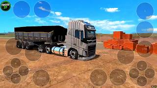 Download lagu SAIU! Download Euro Truck Simulator 2 para Android | ETS 2 Oficial Android 2019