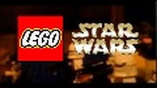 LEGO the fight against the dark side