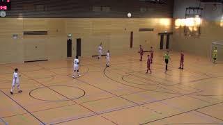U14 Jhg2005 1. FC Köln - 1. FSV Mainz 05 0:1; VIERTELFINALE Rheinsüd Hallencup Köln